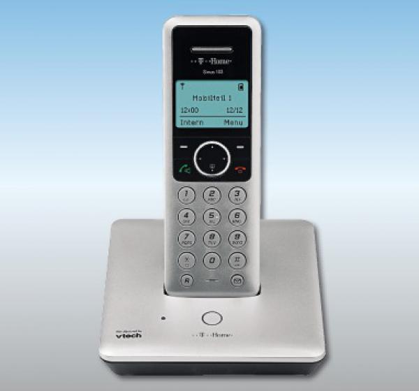 telekom schnurloses telefon sinus 103 von penny markt ansehen. Black Bedroom Furniture Sets. Home Design Ideas