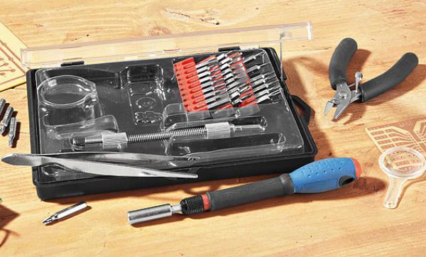 powerfix feinmechaniker werkzeug 35 teilig von lidl ansehen. Black Bedroom Furniture Sets. Home Design Ideas