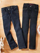 Kinder-Mädchen-Jeans
