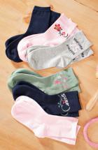 3 Paar Kinder-Mädchen-Socken