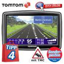 Navigationssystem TomTom XXL IQ Routes Central Europa Traffic