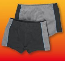 PORT LOUIS Herren-Retro-Shorts