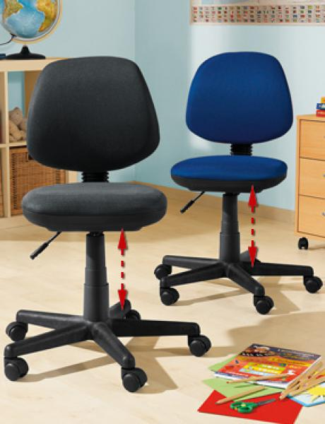 drehstuhl f r kinder und jugendliche von lidl ansehen. Black Bedroom Furniture Sets. Home Design Ideas