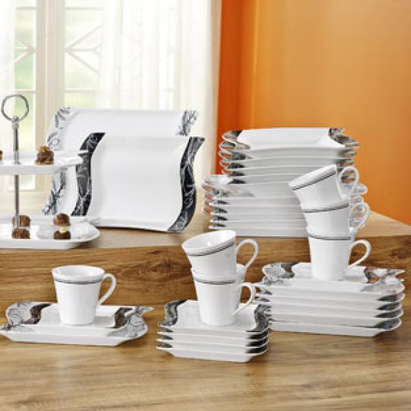 kaffee set archetto von real ansehen. Black Bedroom Furniture Sets. Home Design Ideas