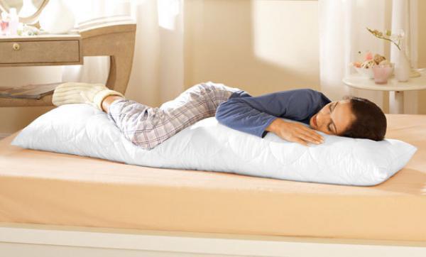 meradiso mikrofaser seitenschl ferkissen von lidl ansehen. Black Bedroom Furniture Sets. Home Design Ideas