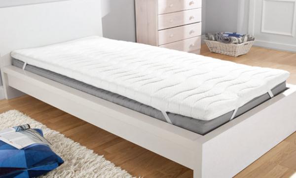 meradiso matratzen topper 140 x 200 cm von lidl ansehen. Black Bedroom Furniture Sets. Home Design Ideas