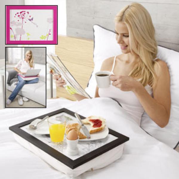 bett tablett von real ansehen. Black Bedroom Furniture Sets. Home Design Ideas