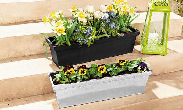 florabest balkonkasten von lidl ansehen. Black Bedroom Furniture Sets. Home Design Ideas