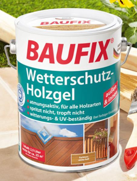 BAUFIXR Wetterschutz Holzgel Lidl