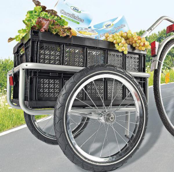 streetcoach 40 64 cm 16 lastenanh nger von penny markt. Black Bedroom Furniture Sets. Home Design Ideas