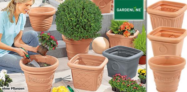 gardenline pflanzgef aus kunststoff von aldi s d ansehen. Black Bedroom Furniture Sets. Home Design Ideas