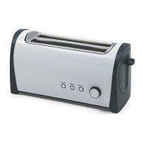 edelstahl 4 scheiben toaster von ansehen. Black Bedroom Furniture Sets. Home Design Ideas