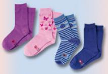 Kinder-Socken 2 Paar