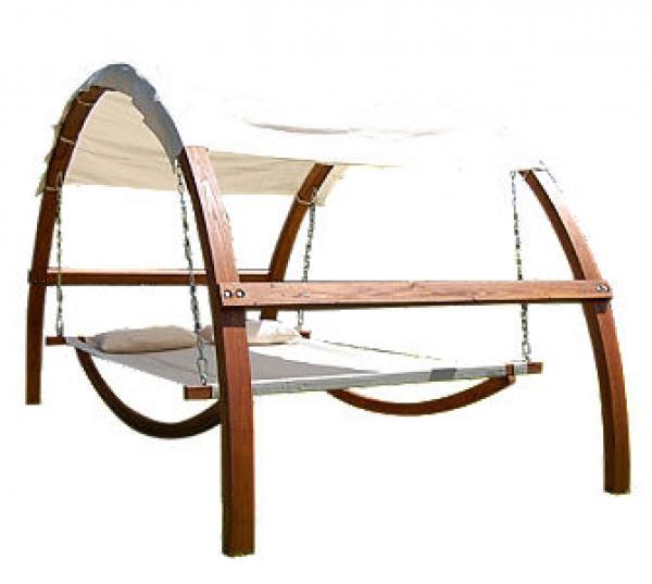 h ngematte mit dach varadero von ansehen. Black Bedroom Furniture Sets. Home Design Ideas