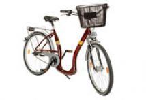 fahrrad mit tiefeinstieg von norma ansehen. Black Bedroom Furniture Sets. Home Design Ideas