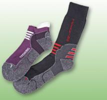 DOUBLE SPEED Trekking-Socken