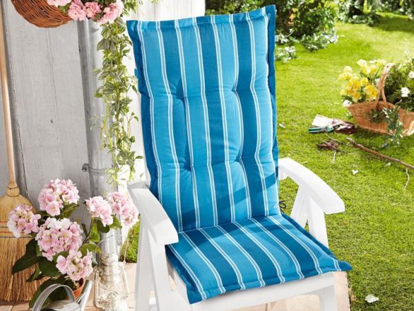 florabest 4er set hochlehner polsterauflage von lidl ansehen. Black Bedroom Furniture Sets. Home Design Ideas