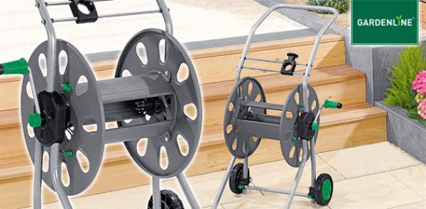 gardenline schlauchwagen von aldi s d ansehen. Black Bedroom Furniture Sets. Home Design Ideas