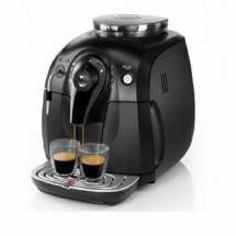 Saeco  Kaffeevollautomat Xsmall steam HD8743/11 SML1110BK