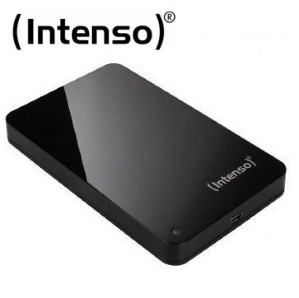 intenso memorystation externe festplatte 500 gb von. Black Bedroom Furniture Sets. Home Design Ideas