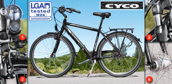 cyco alu city bike 71 cm 28 f r herren von aldi s d ansehen. Black Bedroom Furniture Sets. Home Design Ideas