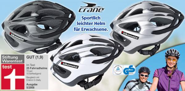 bikemate fahrradhelm sportivo biker professional von aldi. Black Bedroom Furniture Sets. Home Design Ideas
