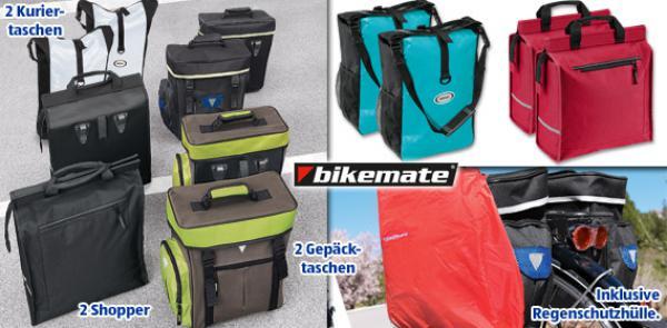 bikemate fahrrad gep cktaschen set von aldi s d ansehen. Black Bedroom Furniture Sets. Home Design Ideas