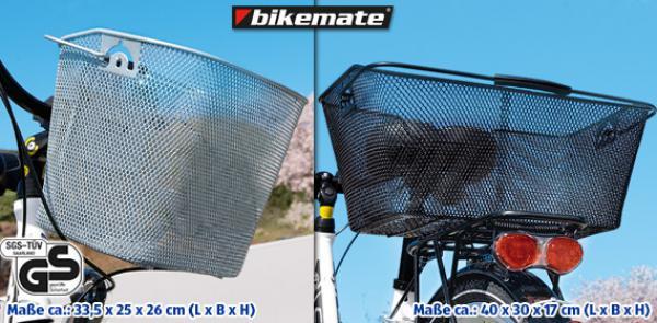 bikemate fahrrad korb von aldi s d ansehen. Black Bedroom Furniture Sets. Home Design Ideas