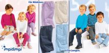 IMPIDIMPI® Kleinkinder- Sommerhose
