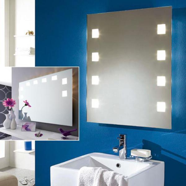 beleuchteter spiegel von aldi nord ansehen. Black Bedroom Furniture Sets. Home Design Ideas