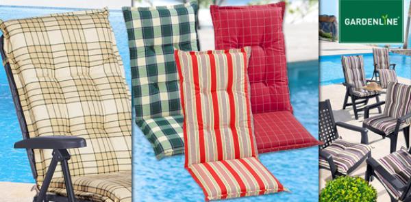 gardenline hochlehner polsterauflage von aldi s d ansehen. Black Bedroom Furniture Sets. Home Design Ideas