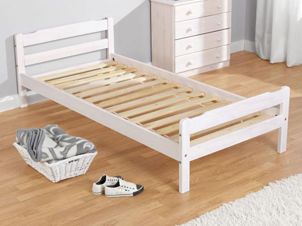 livarno einzelbett mit roll lattenrost von lidl ansehen. Black Bedroom Furniture Sets. Home Design Ideas