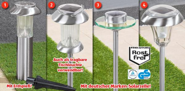 solarlampen garten aldi zuhause image idee. Black Bedroom Furniture Sets. Home Design Ideas