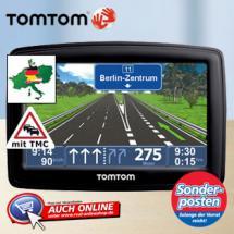 Navigationssytem TomTom XL² IQ Routes Zentraleuropa