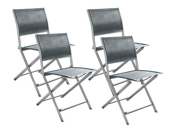 florabest 4er set aluminium klappstuhl von lidl ansehen. Black Bedroom Furniture Sets. Home Design Ideas