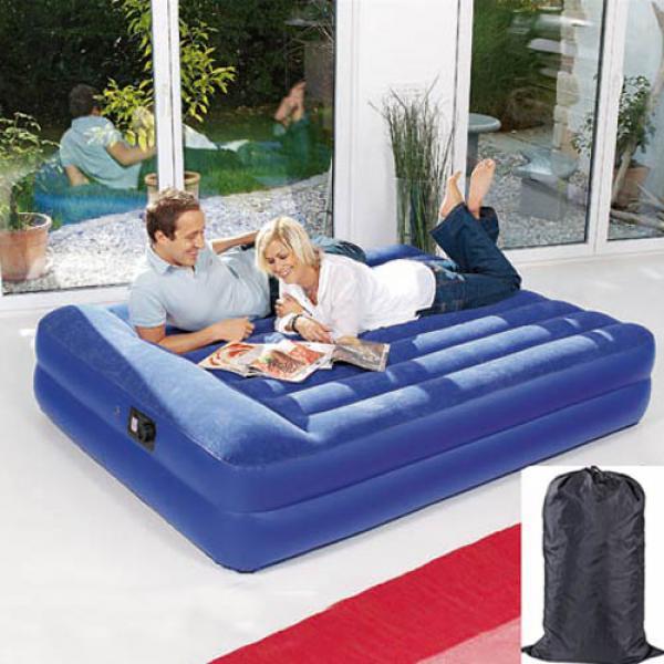 luftbett von aldi nord ansehen. Black Bedroom Furniture Sets. Home Design Ideas
