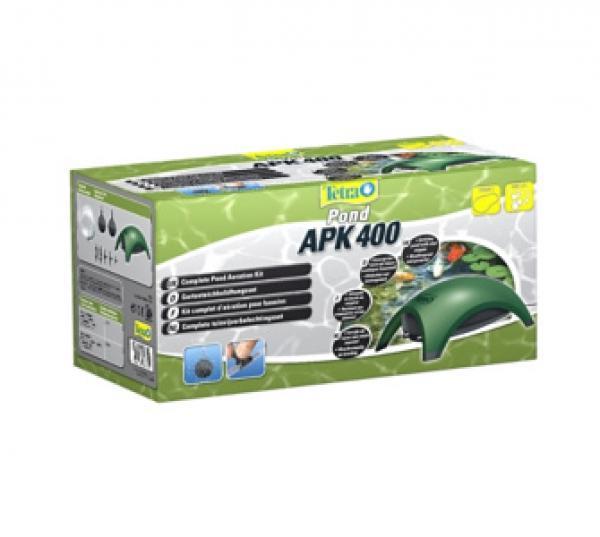 Tetra pond gartenteich bel ftungs set apk400 von for Gartenteich onlineshop