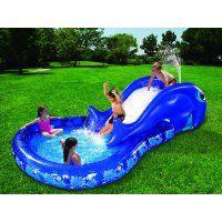 Kinderpool wal von ansehen for Aufblasbare pools im angebot