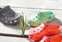 Sommer-Clogs