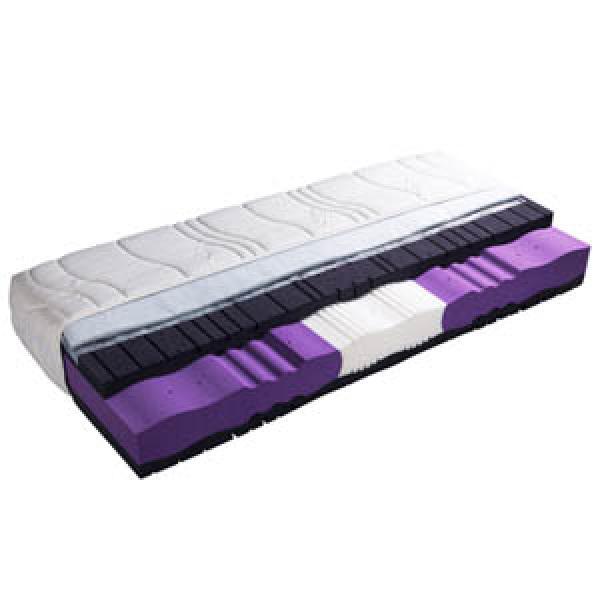 7 zonen kombikern matratze paradies silk von d nisches bettenlager ansehen. Black Bedroom Furniture Sets. Home Design Ideas