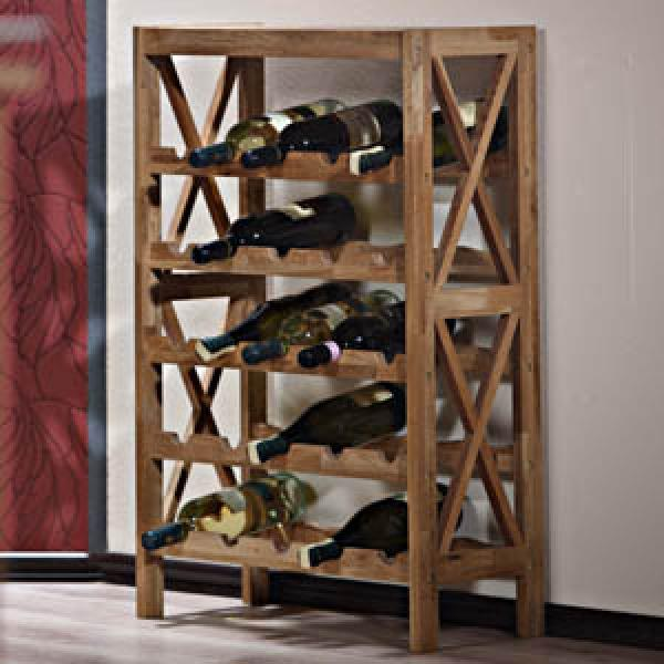 weinregal vino von d nisches bettenlager ansehen. Black Bedroom Furniture Sets. Home Design Ideas