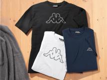 Kappa Herren-T-Shirt