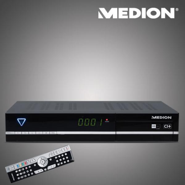 digitaler hd ci satelliten receiver mit integrierter. Black Bedroom Furniture Sets. Home Design Ideas