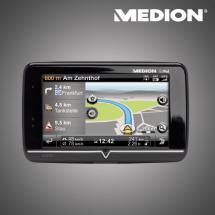 10,92 cm/4,3 Navigationssystem