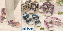 ALIVE® Kinder-Outdoorsandalen