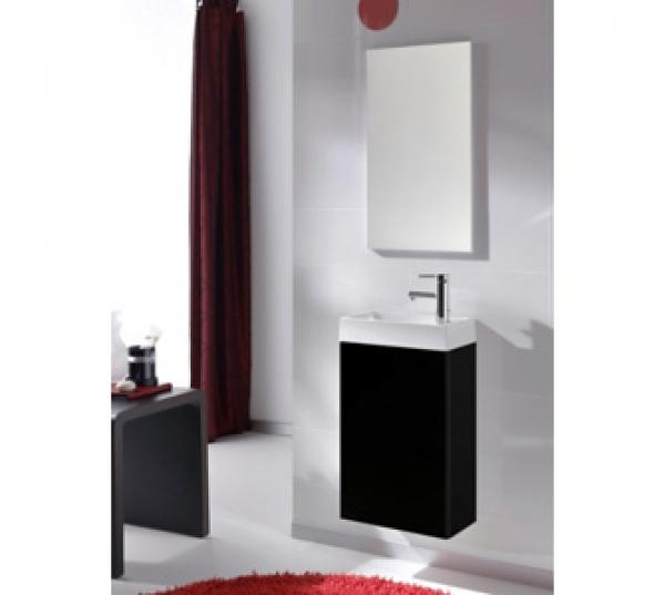g ste wc m bel set young schwarz von ansehen. Black Bedroom Furniture Sets. Home Design Ideas
