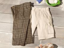 Kinder-Jungen-Shorts/-Bermudas