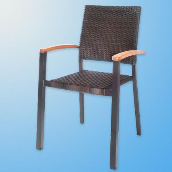 geflecht stapelstuhl von aldi nord ansehen. Black Bedroom Furniture Sets. Home Design Ideas