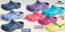 CRANE® Kinder- Sommerclogs