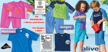 ALIVE® Kinder- UV-Schutzkleidung